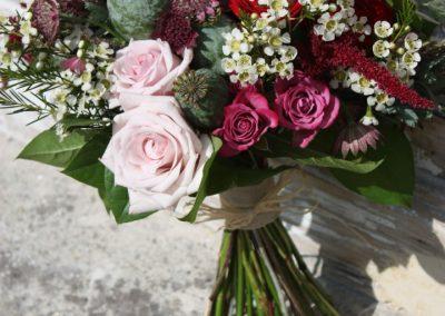 cfs bridal bouquet