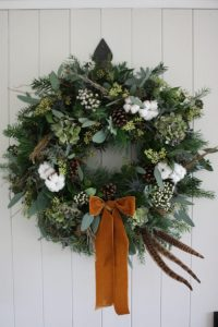 Green and Gorgeous Wreath