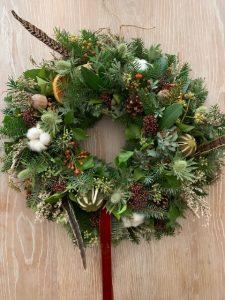 Trad wreath 2