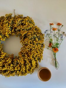 Chamomile Wreath