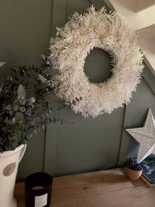 large ruscus wreath2