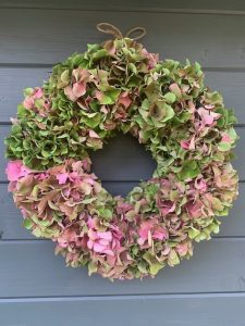 Hydrangea Wreath 2020