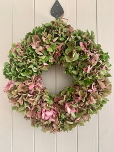 Hydrangea Wreath 2020 no.2